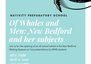 Of Whales and Men Flyer